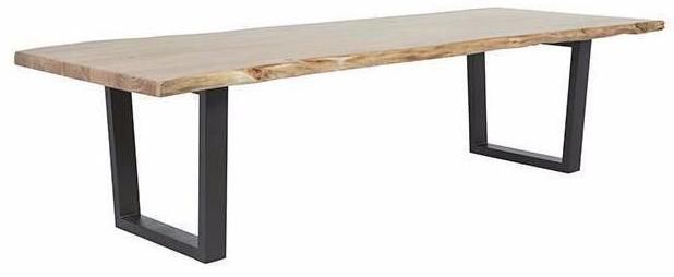Shelter Arc Dining Table - Acacia