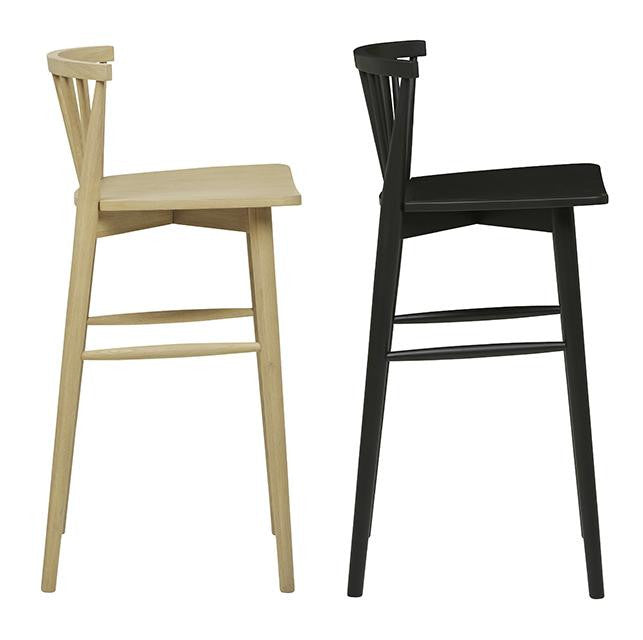 SKETCH REQUIN BARSTOOL - OAK