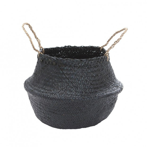 Belly Basket - Black Medium