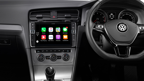 Alpine PerfectFIT Kits w/Apple CarPlay
