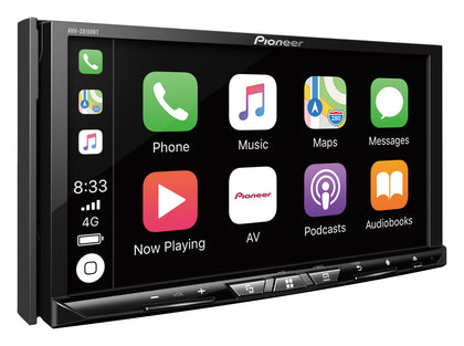 Apple CarPlay [Wireless] Compatible Radios