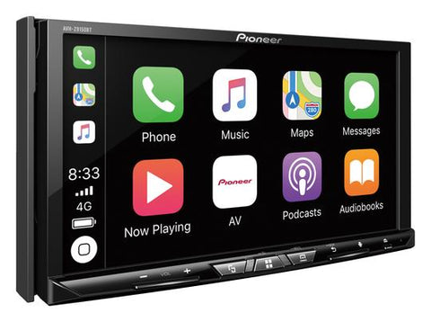Apple CarPlay [Wired] Compatible Radios