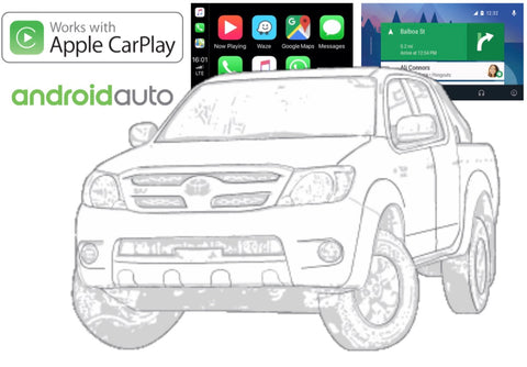 Apple CarPlay Add-On Kits
