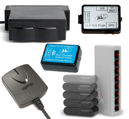 AL Priority ULTIMATE 5 Laser & Radar Package