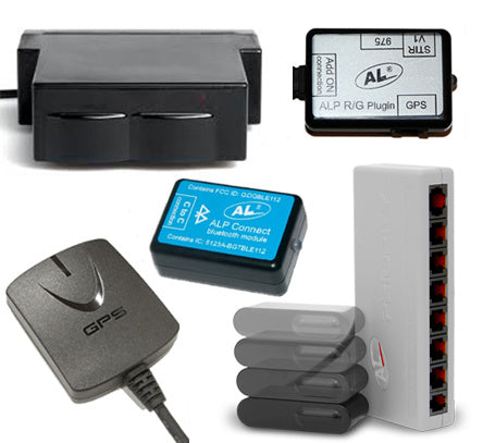 AL Priority ULTIMATE 4 Laser & Radar Package