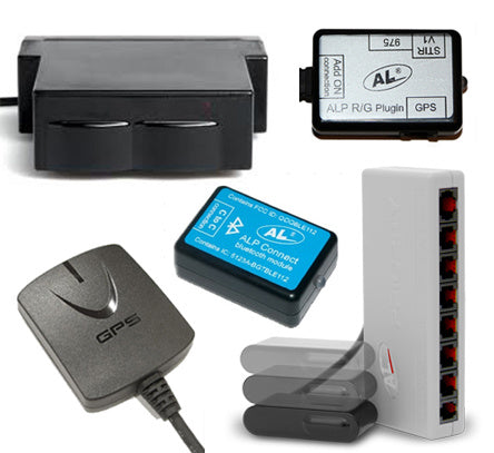 AL Priority ULTIMATE 3 Laser & Radar Package