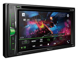 "Pioneer AVH-A205BT 6.2"" AV Receiver w/Bluetooth, iPhone/iPod, USB & AUX In"
