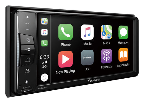 "Pioneer AVH-ZL5150BT 2DIN 7.0"" 200mm wide AV Receiver w/Apple CarPlay & Android Auto"