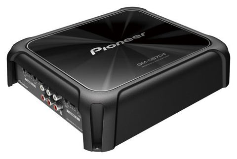 Pioneer GM-DX874 Hi Res Certified 4 Channel Amplifier
