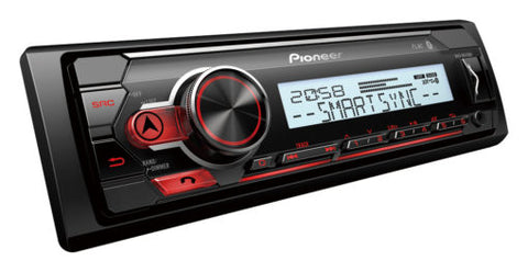 Pioneer MVH-MS410BT Marine 1DIN Media Receiver