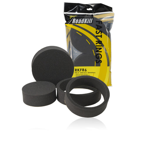 Stinger Roadkill RKFR6 Foam Speaker Rings
