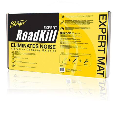 Stinger Roadkill RKX36B Bulk Kit