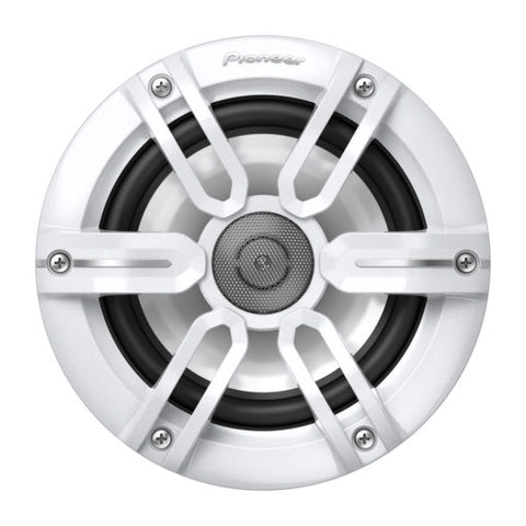 "Pioneer TS-ME650FS Marine 6.5"" 2 Way Coaxial Speakers w/Sports Grille Design"
