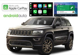 Apple CarPlay/Android Auto Add-On for Jeep Grand Cherokee 14-Up