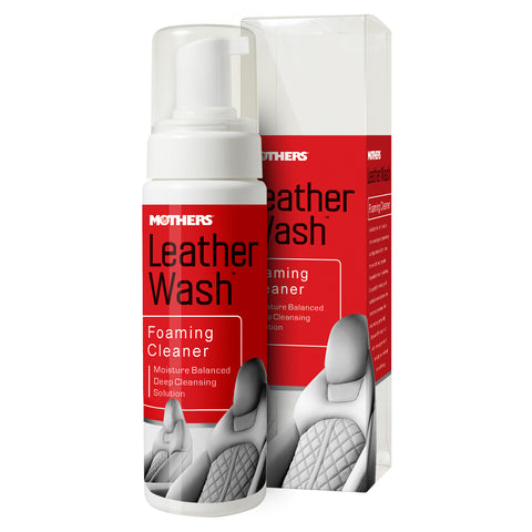 Mothers LeatherWash Foaming Cleanser 236ml