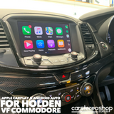 Apple CarPlay/Android Auto Add-On for Holden VF Commodore
