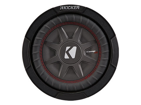 "Kicker CWR-T671 6.75"" CompRT Thin Line Subwoofer"