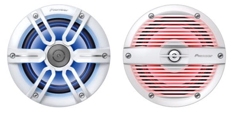 Pioneer UD-ME650LED Marine Speaker LED Rings
