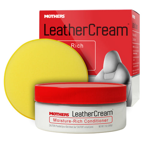 Mothers LeatherCream Moisture Rich Conditioner