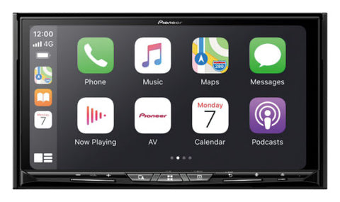 Pioneer AVIC-Z930DAB 2DIN GPS Navigation Receiver w/Apple CarPlay & Google Android Auto Wireless