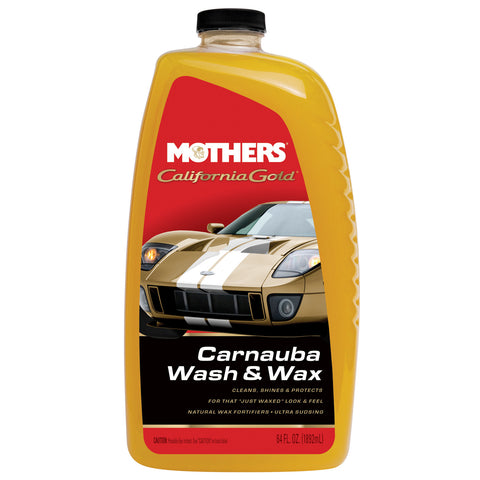 Mothers Carnauba Wash & Wax 437ml