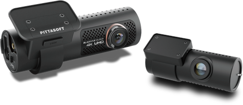 Blackvue DR900X-2CH 4K UltraHD Front & Rear Dash Cam