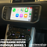 Apple CarPlay/Android Auto Add-On for Range Rover Evoque