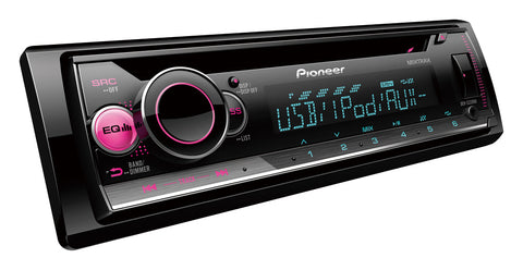 Pioneer DEH-S2250UI 1DIN CD Receiver w/USB