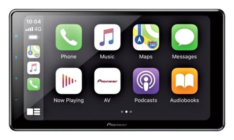 "Pioneer DMH-ZF9350BT 2DIN 9.0"" AV Receiver w/Apple CarPlay Wireless & Android Auto"