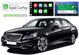 Apple CarPlay/Android Auto Add-On for Mercedes Benz E Class 11-15
