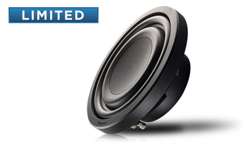 "Pioneer TS-Z10LS2 10.0"" Shallow Mount Subwoofer"