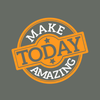 Make Today Amazing Cap - Flexfit
