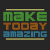 Make Today Amazing® Dots Shirt for Women