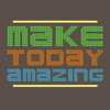 Make Today Amazing® Dots Shirt for Men