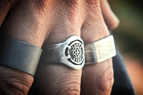 carpe diem rings