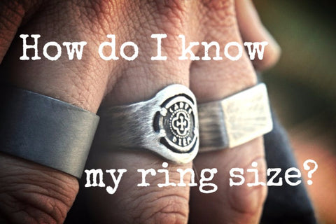 How do I know my ring size?