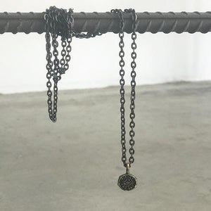 The Coin Necklace Long