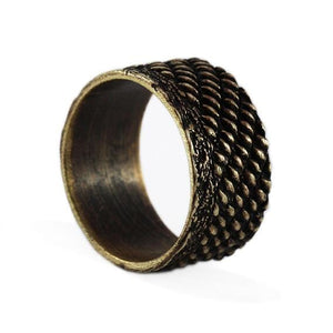 antique brass ring