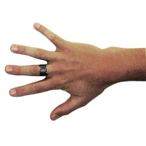 black man ring
