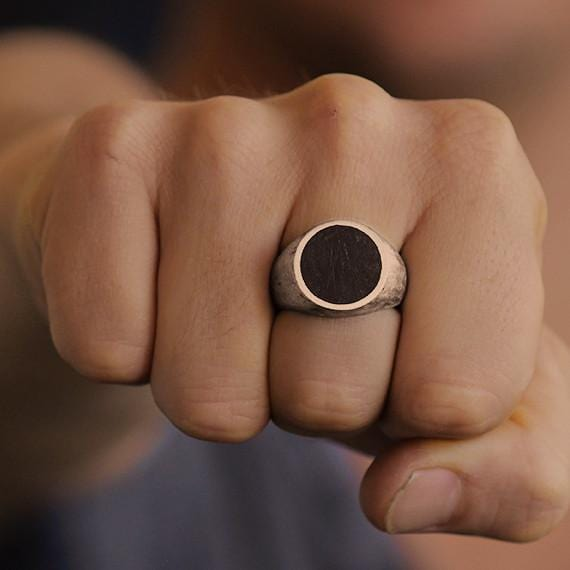 cool signet ring