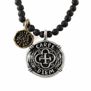 carpe diem necklace