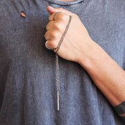 cool man necklace