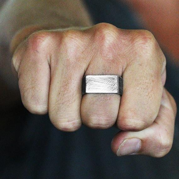 cool man ring