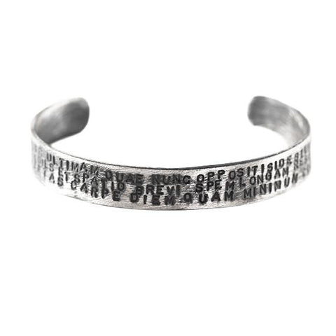 custom engraved bracelet