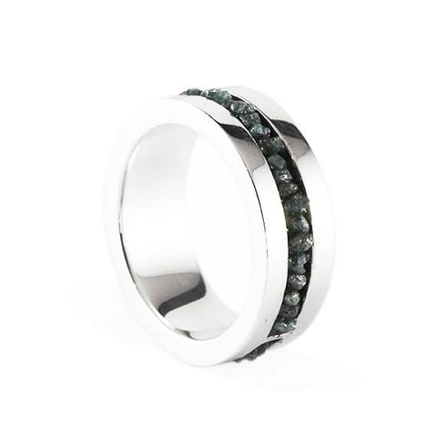 mens diamond wedding band