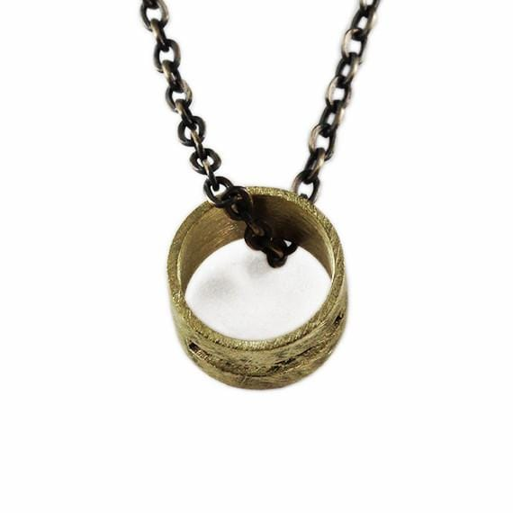 mens gold necklace