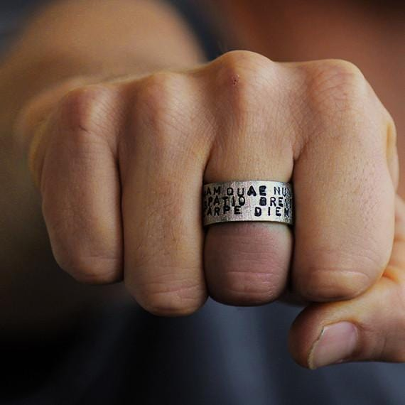 personalize ring