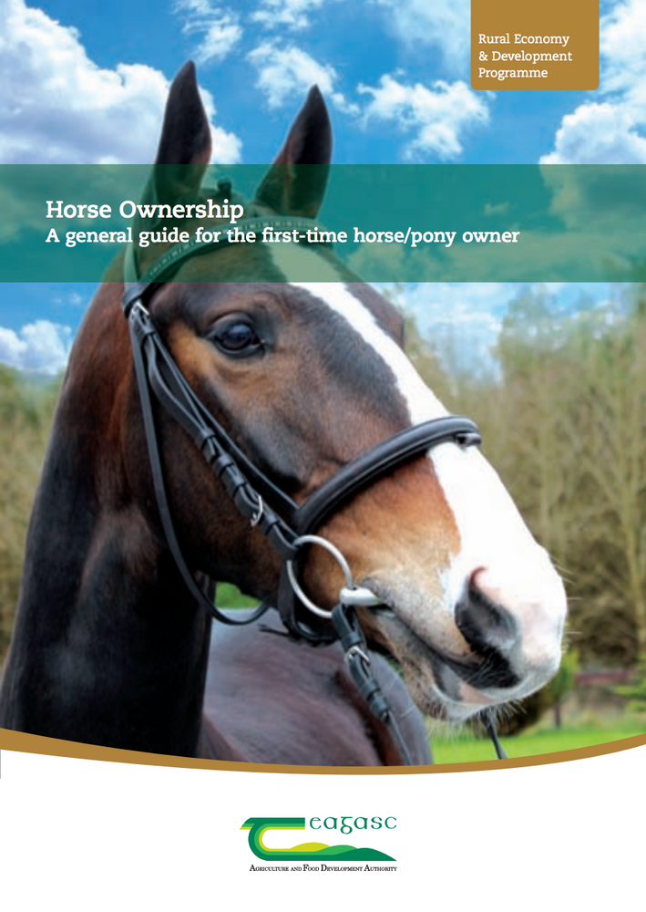 Horse Ownership Guide from Teagasc