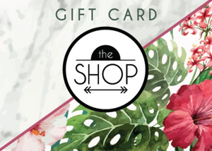 The Shop Gift Card