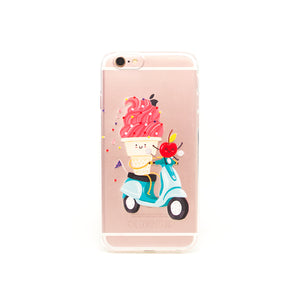iPhone hoesje - Ice cream